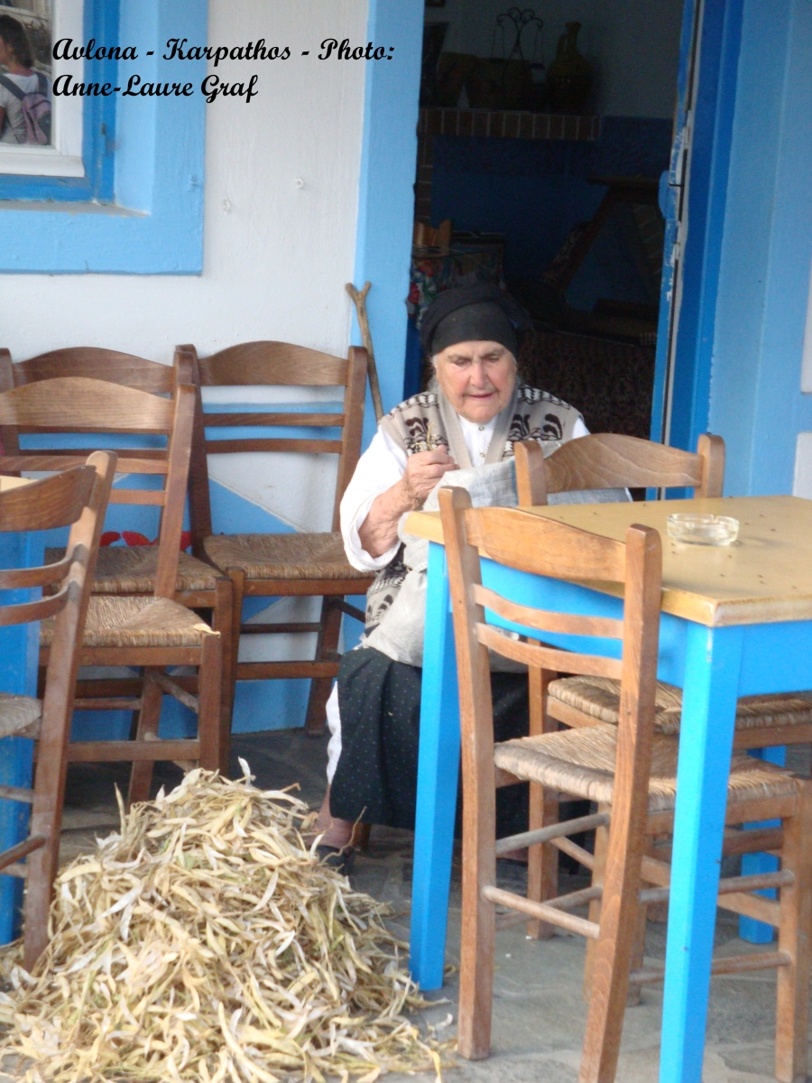 Karpathos: la Grèce des cartes postales?