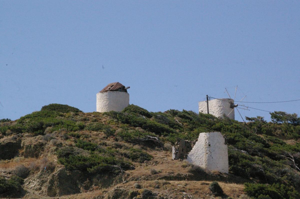 De retour de Karpathos....