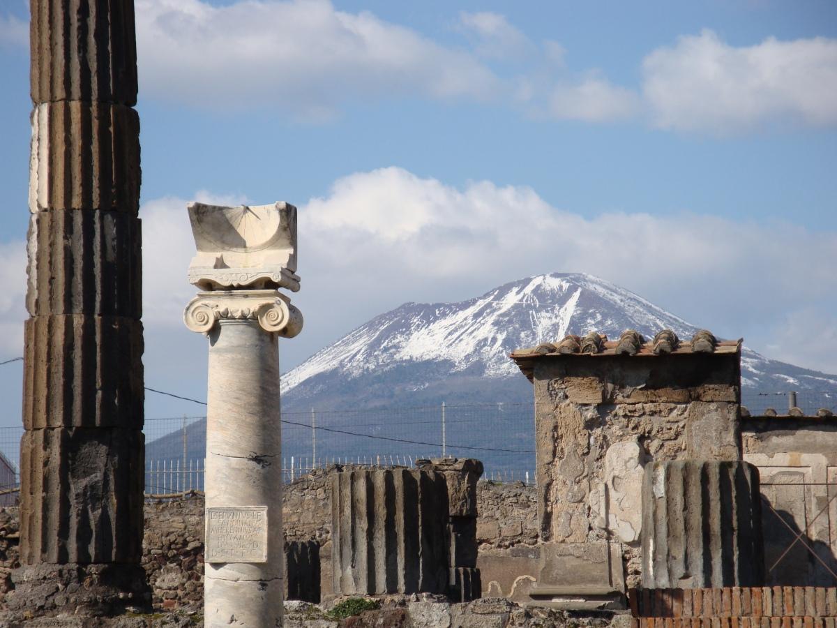 """Pompéi au Musée Maillol ou la reconstitution d'une """"domus pompeiana"""""""