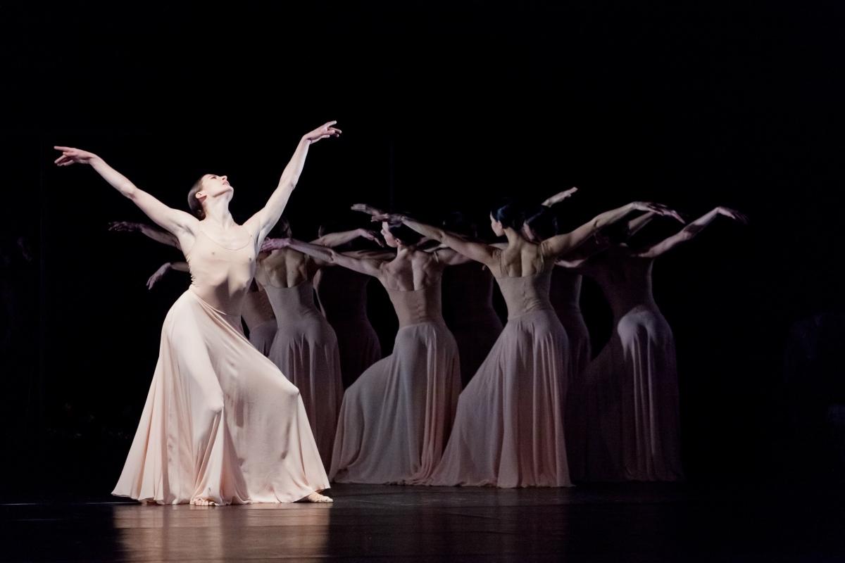 Orphée et Eurydice de Pina Bausch: un opéra ballet mortifère...