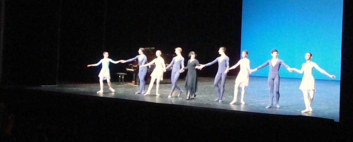 Retour sur le Spectacle de l'école de danse...