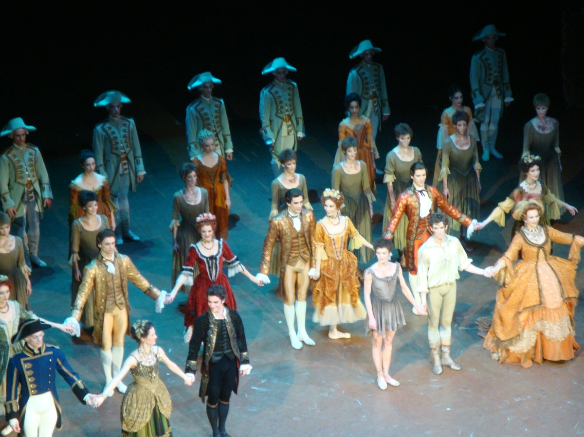 L'histoire de Manon de Macmillan: une fresque belle et cruelle, fidèle à l'esprit du roman
