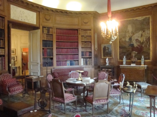 Bibliothèque Camondo - Anne-Laure Graf