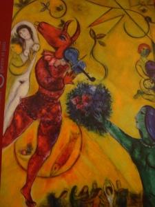 La danse - Chagall
