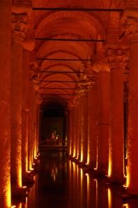 Basilique souterraine