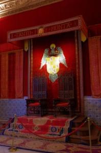 Trone Alcazar