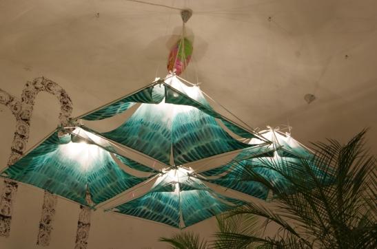 Hamsa lampe