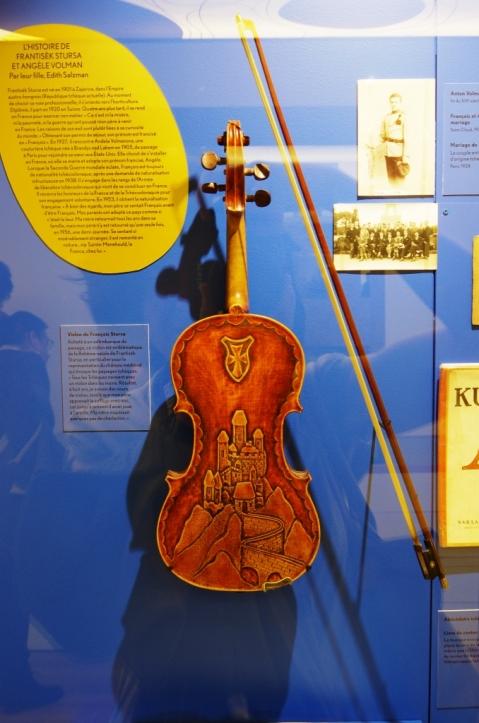 violon tchèque