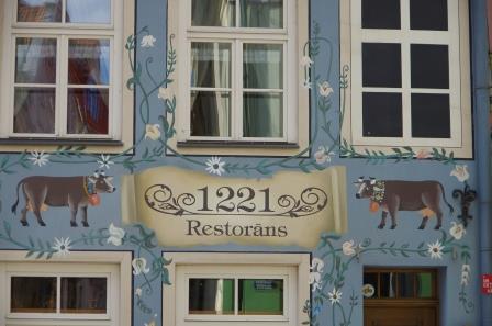 Restaurant Anne-Laure Graf
