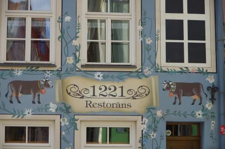 Restaurant Anne-Laure Graf