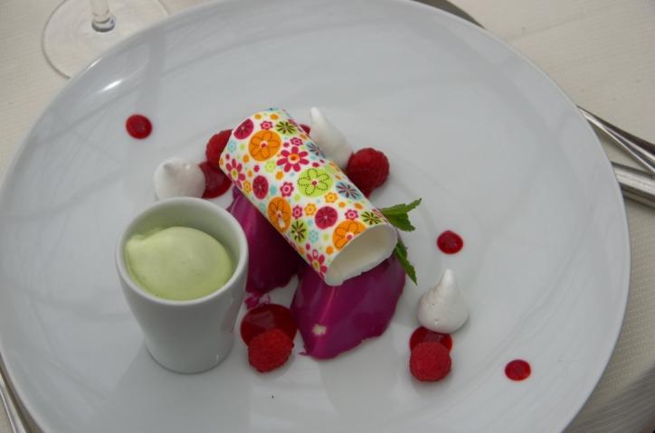 Dessert orgueil