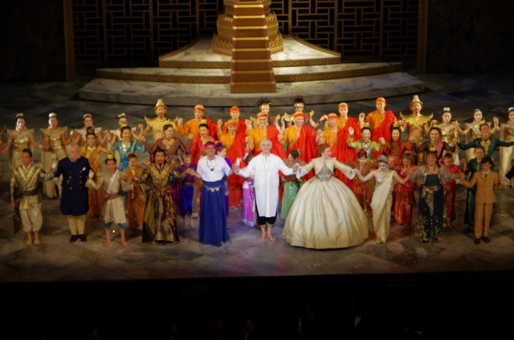 Groupe - The King & I - Anne-Laure Graf