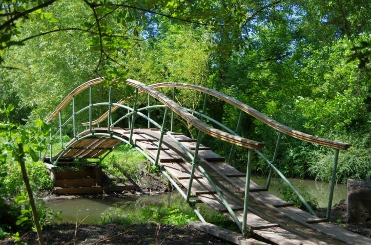 Pont - Anne-Laure Graf