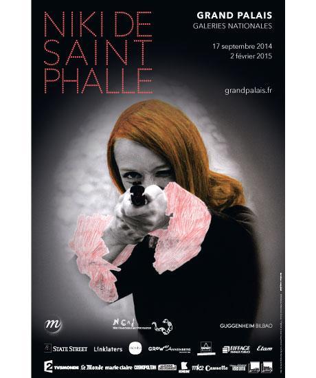 Affiche Niki de St Phalle