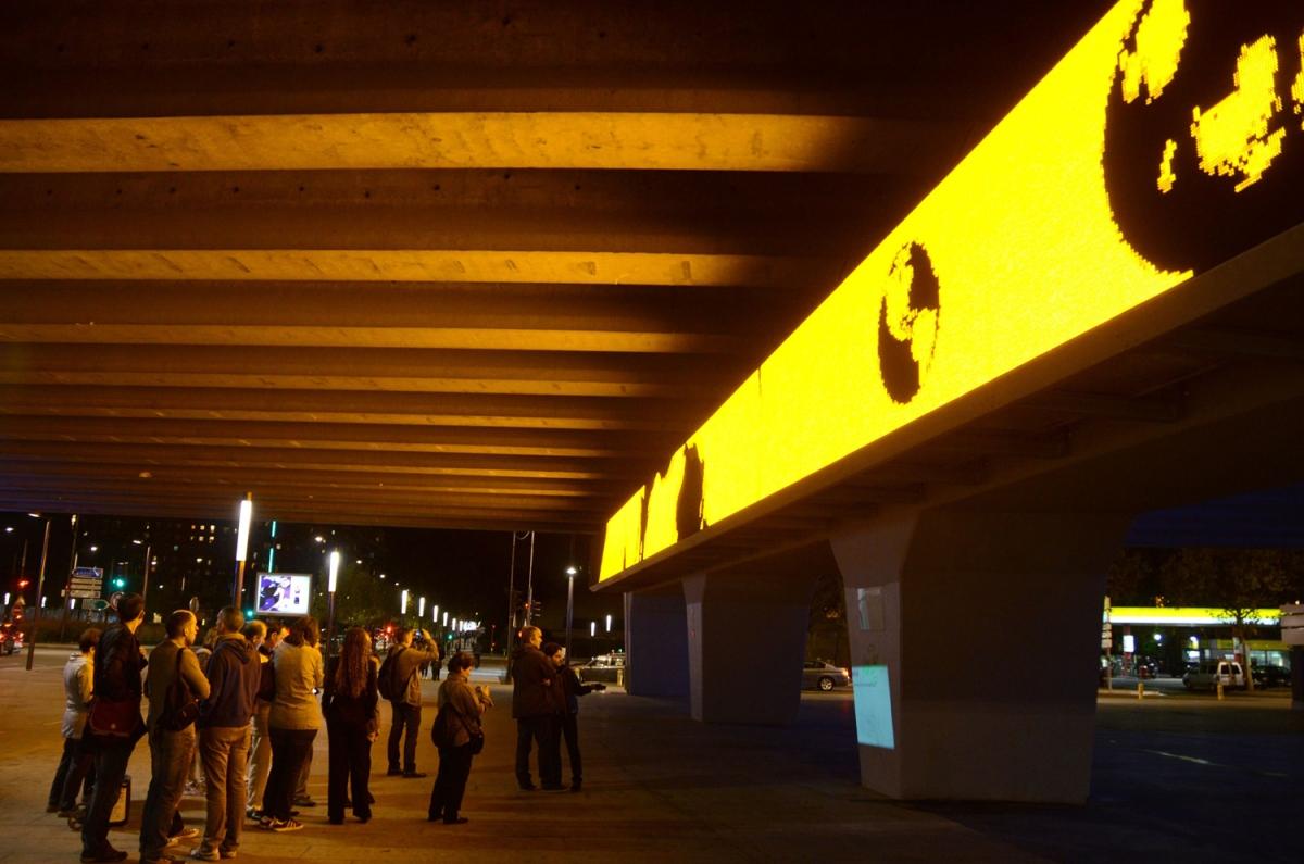 La Biennale de Belleville: pour les artistes marcheurs… et vice versa