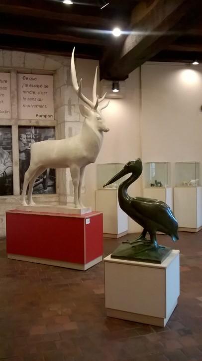 sculptures Pompon