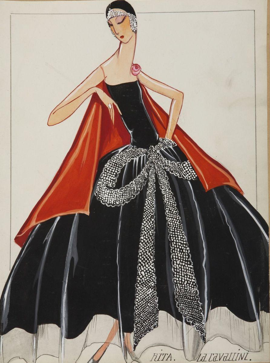 Jeanne Lanvin au Palais Galliera : I love Lanvin !