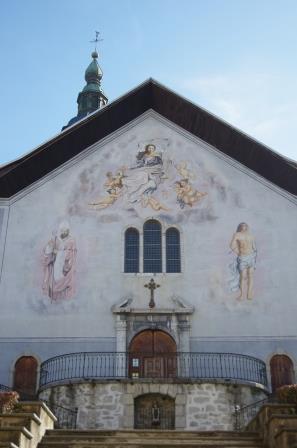 église baroque Conflans bdef