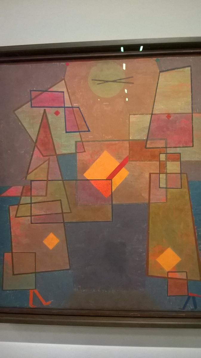 Paul Klee, l'ironie à l'oeuvre au Centre Pompidou