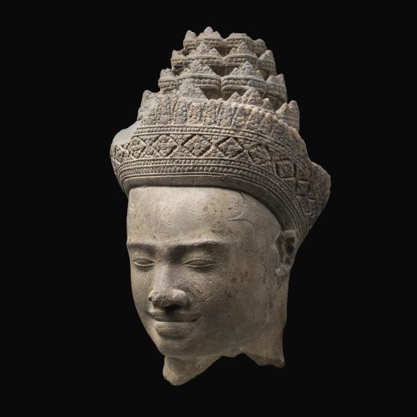 Divinité féminine Khmère