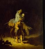 2-rembrandt_la-fuite-en-egypte-muse%c2%a6ue-des-beaux-arts-de-tours