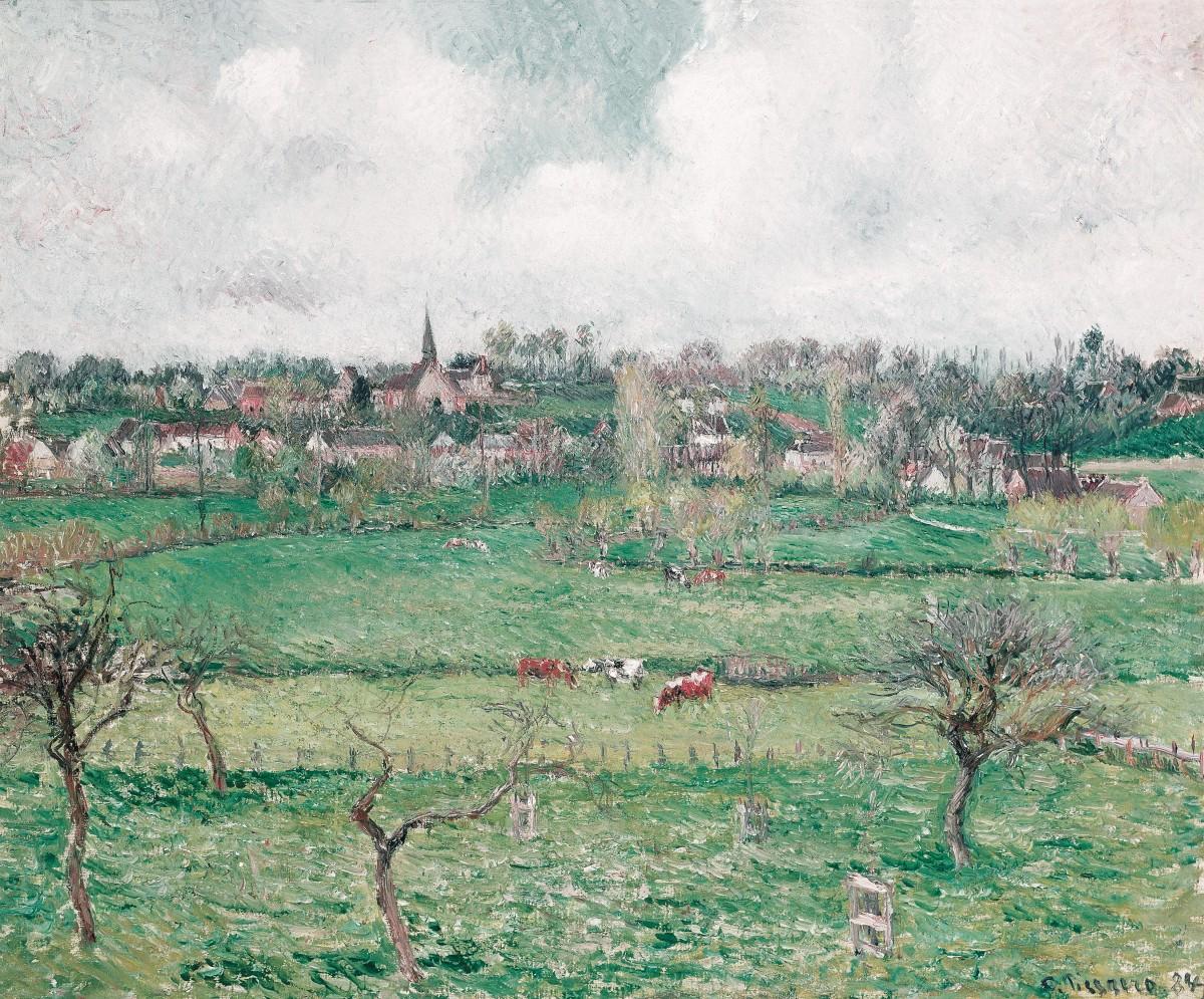 "Pissarro "" le premier des impressionnistes"""