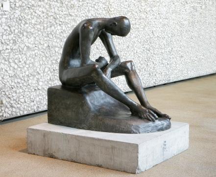 Wilhelm Lehmbruck © Lehmbruck Museum, Duisburg