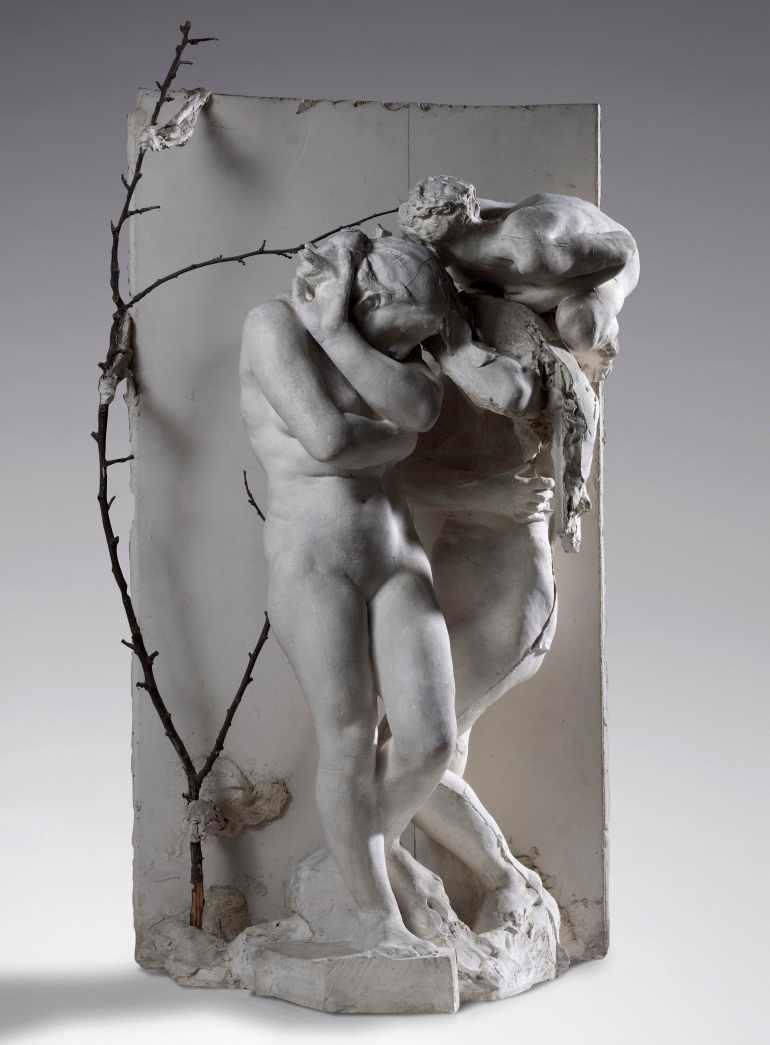 Auguste Rodin Deux Eve et la Femme accroupies 184_numCB001 (1)