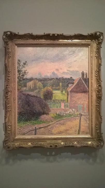 Pissarro_Eragny_maison