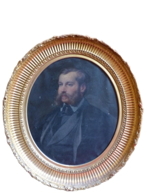 Portrait du baron Salomon de Rothschild, R1537 -® FNAGP