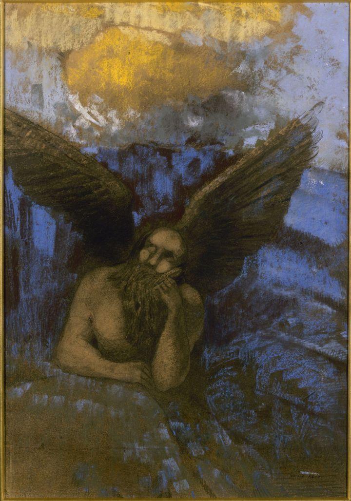 Vieil ange