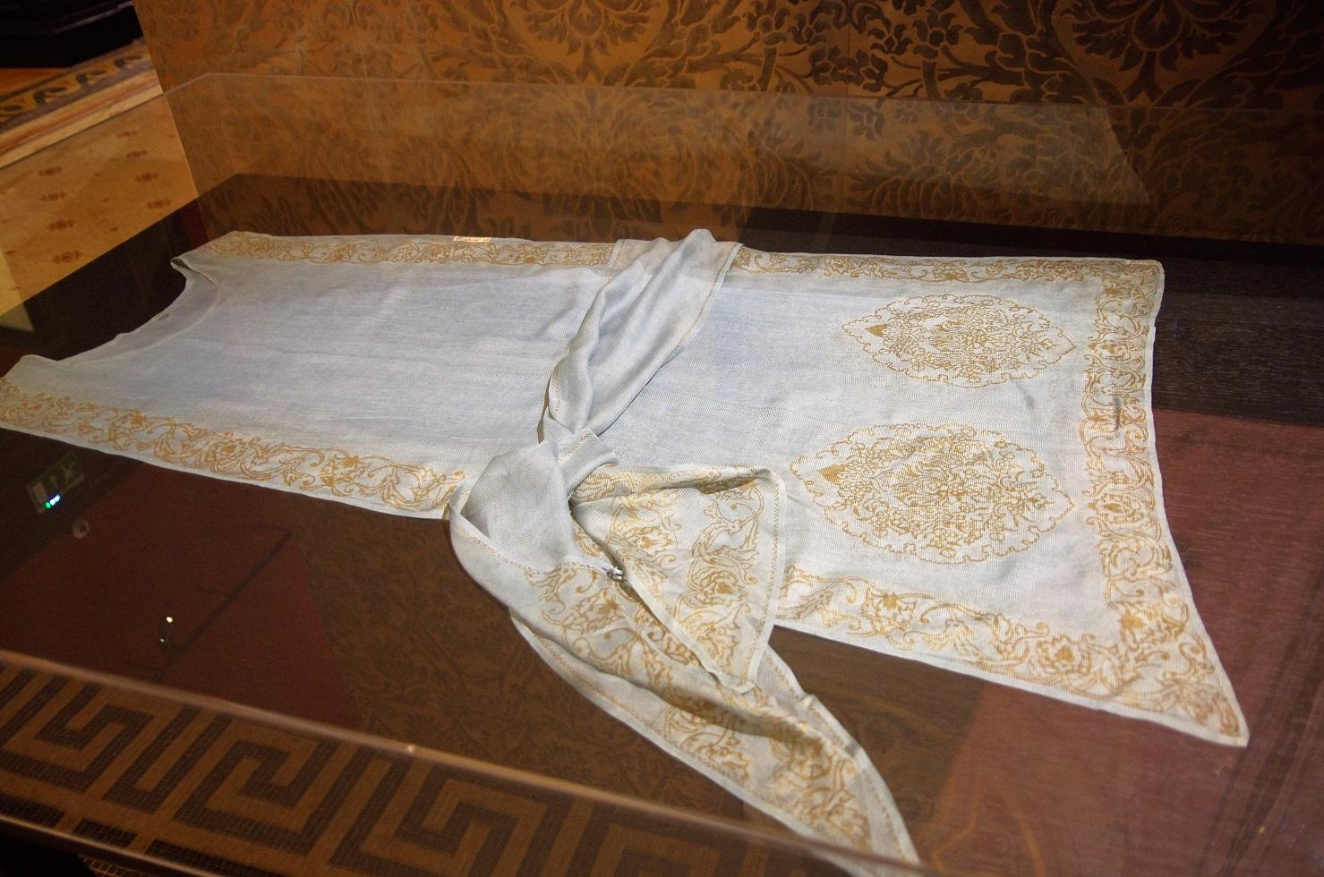 robe allongée Bdef