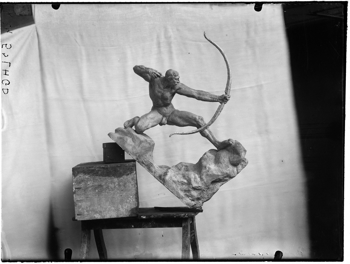 Bourdelle et l'Antique, une passion moderneau musée Bourdelle
