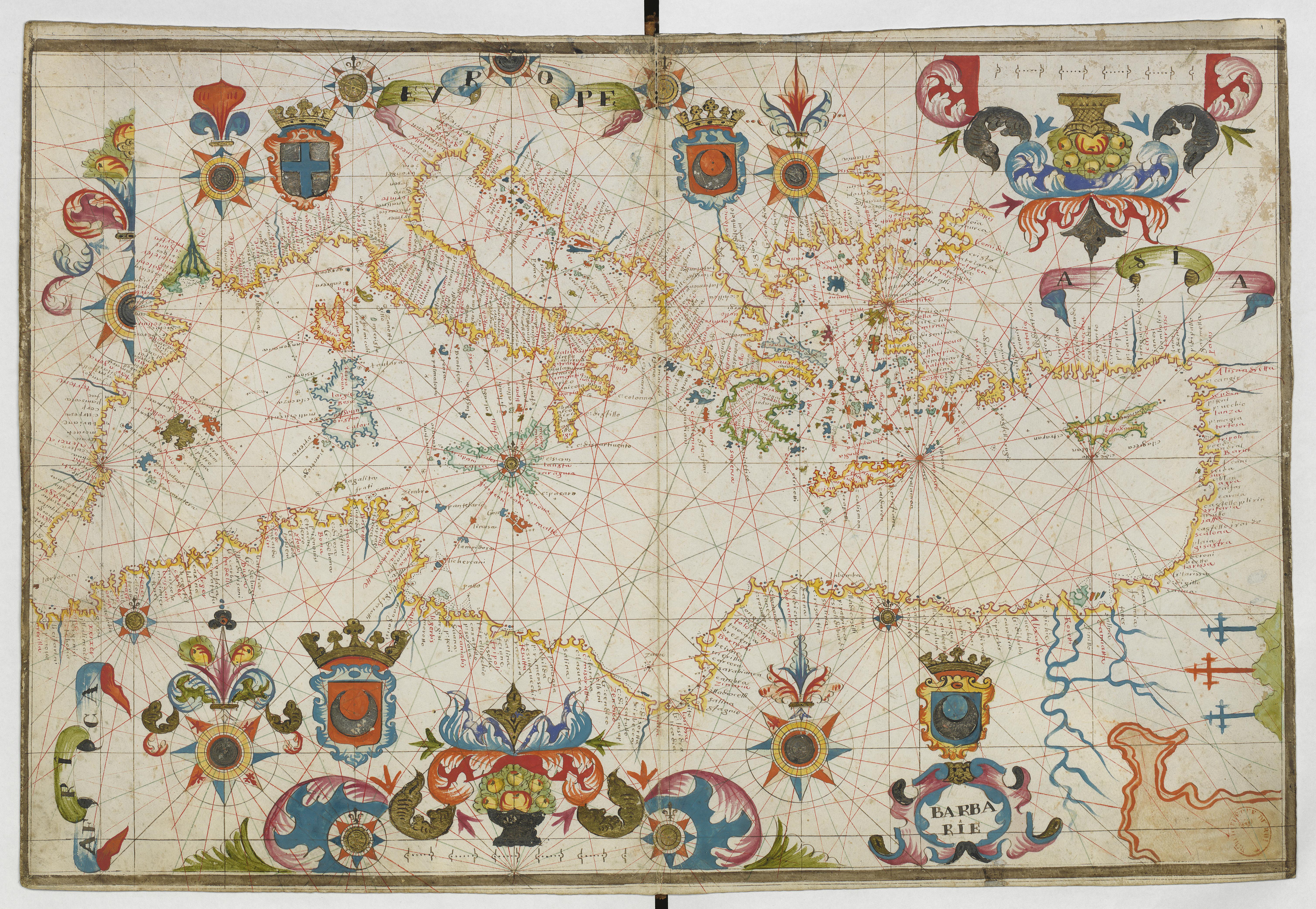 Atlas nautique de la mer Méditerranée et de l Océan Atlantique Nord-Est.jpg