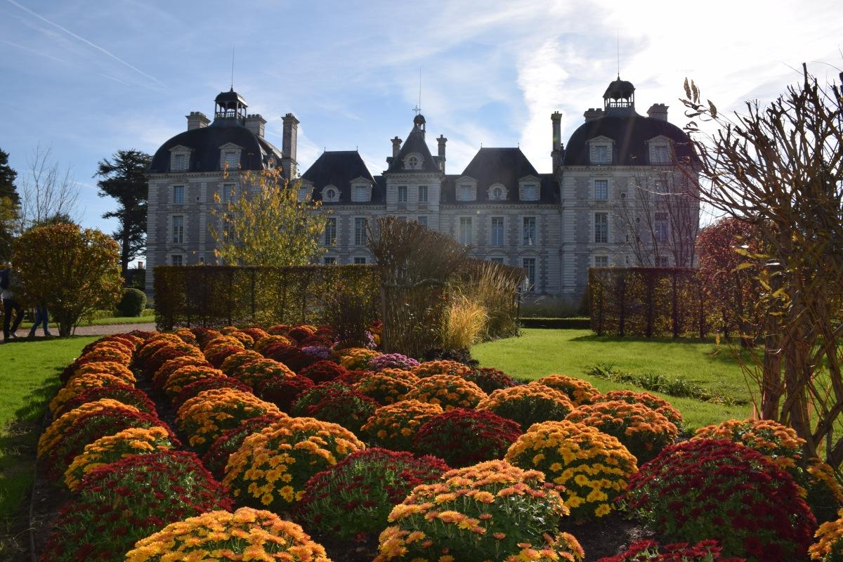 Le château de Cheverny: bienvenue à Moulinsart! ; )