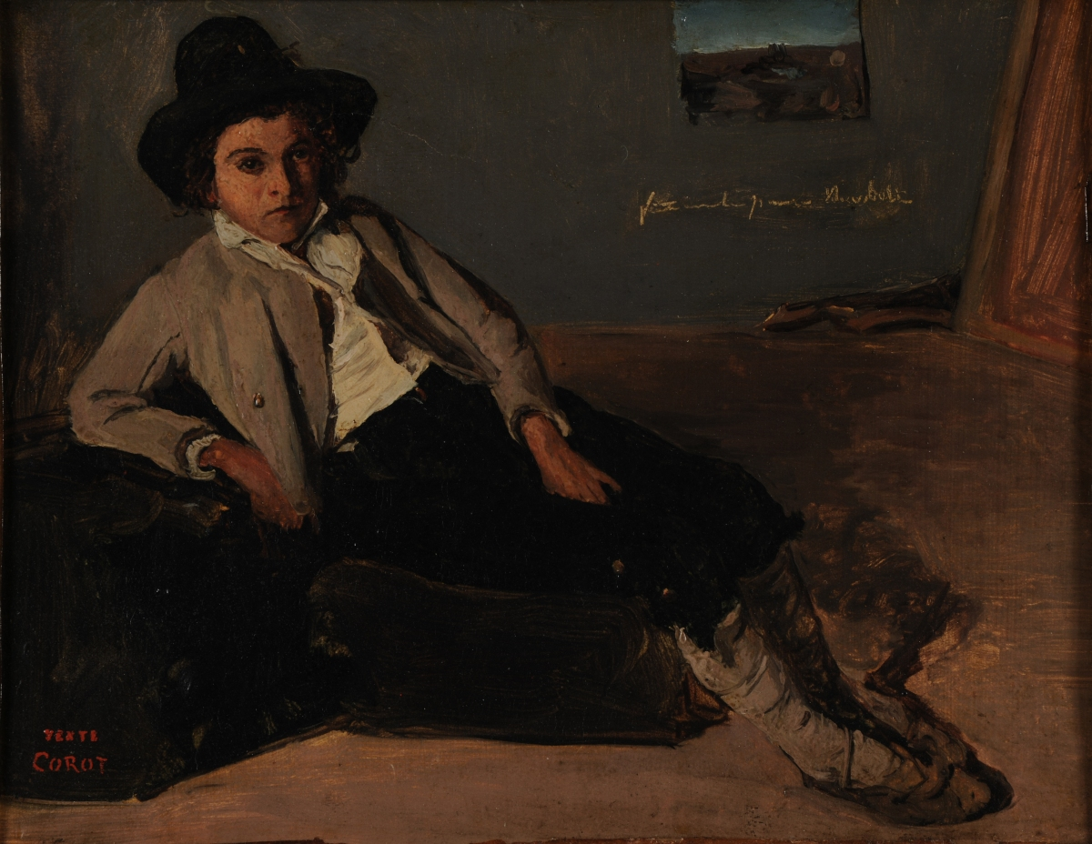 Corot : Le peintre et ses modèles au musée Marmottan: un angle d'approche inédit