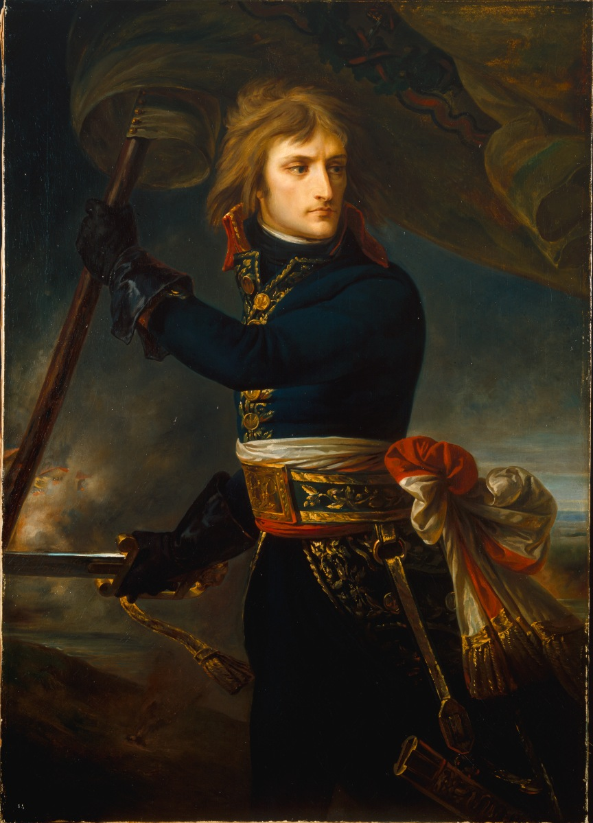 Napoléon stratège aux Invalides
