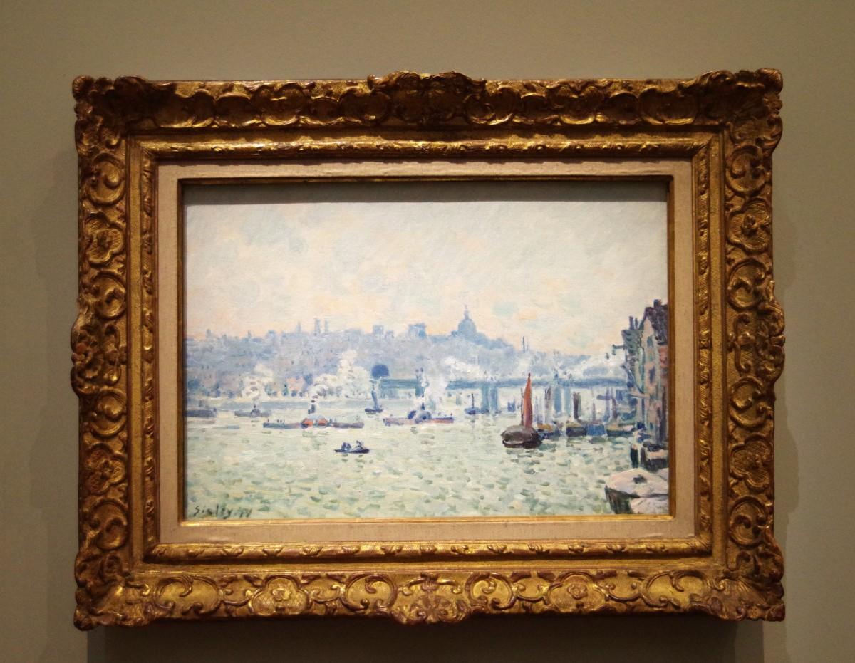 L'exil des Impressionnistes français à Londres au Petit Palais...