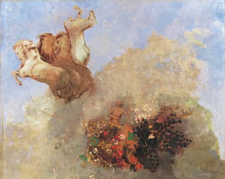 Odilon Redon - 1enviedailleurs.com