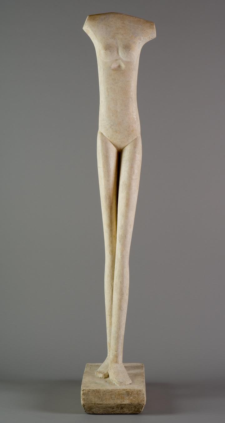 La femme qui marche - Giacometti -1enviedailleurs.com