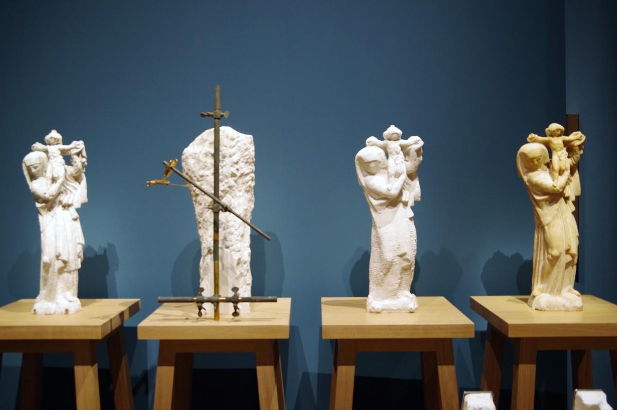 Transmission / transgression : maîtres et élèves dans l'atelier : Rodin, Bourdelle, Giacometti, Richier…