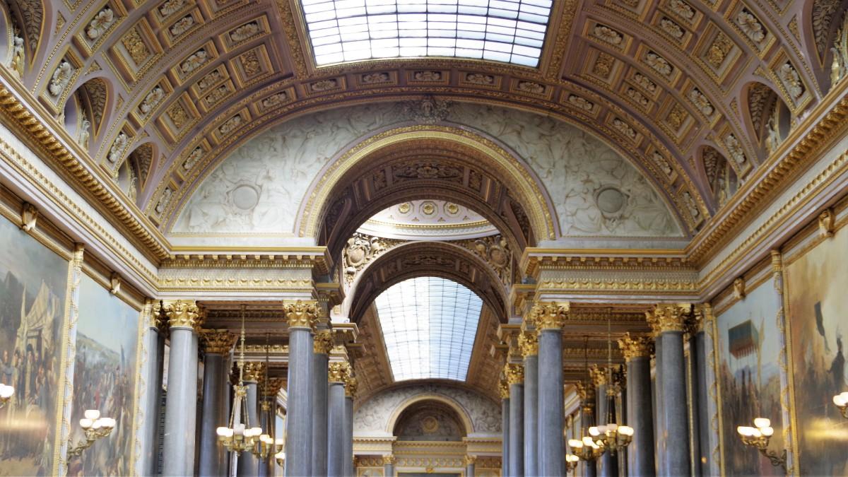 Louis-Philippe et Versailles... au château de Versailles