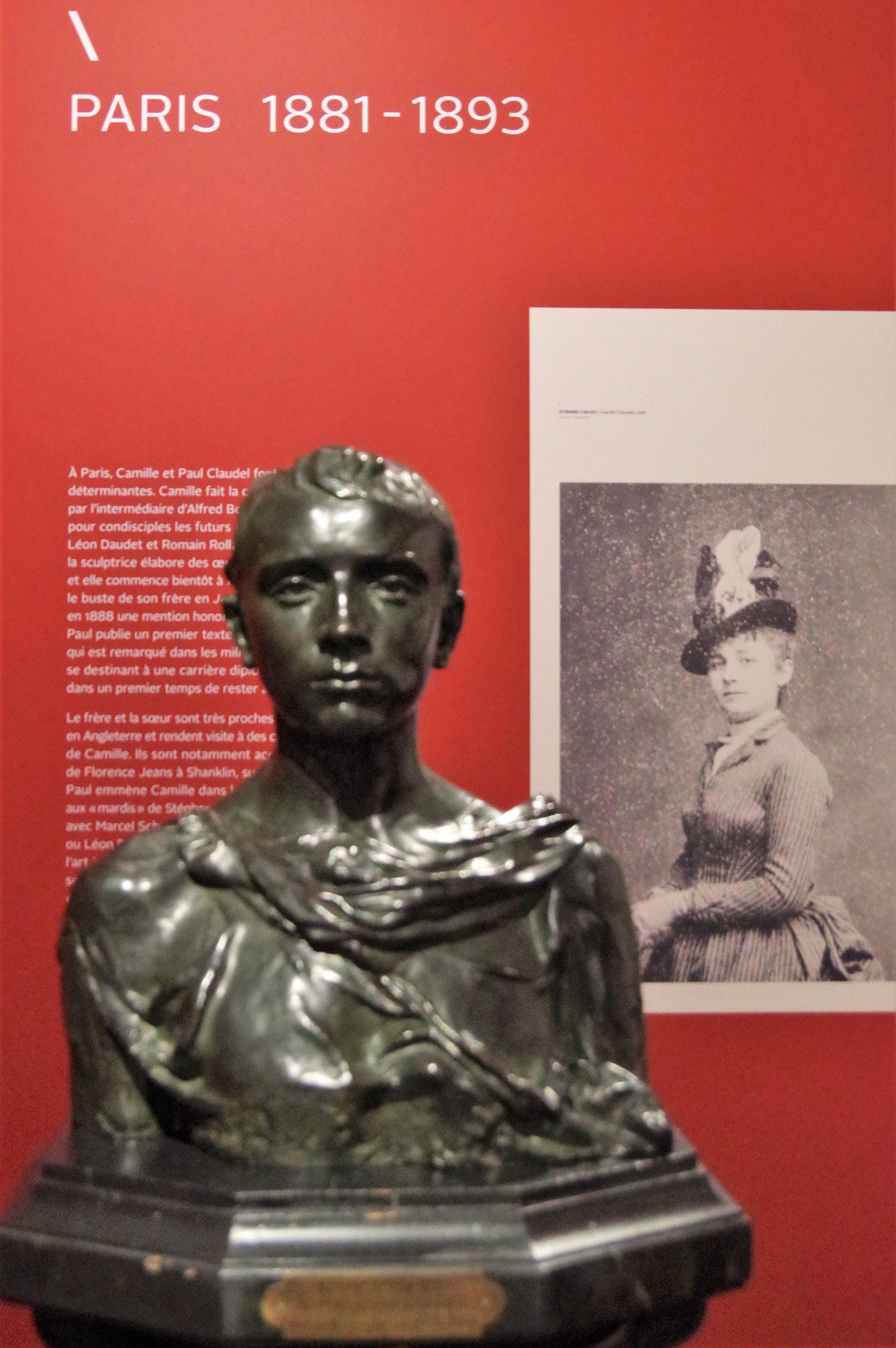 Paul Claudel en jeune romain