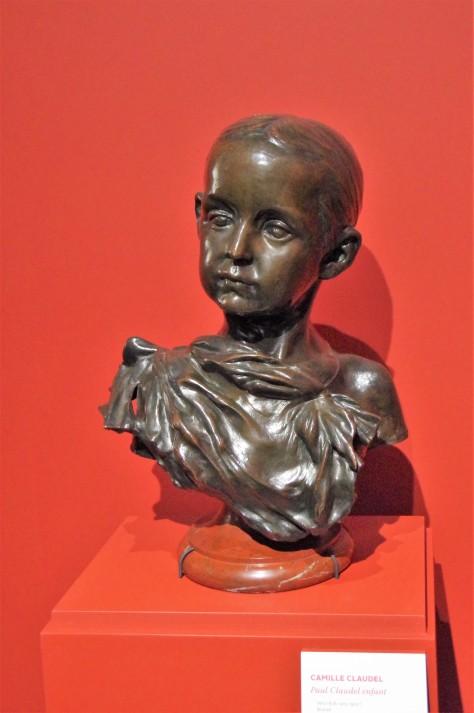 Paul Claudel par Camille Claudel