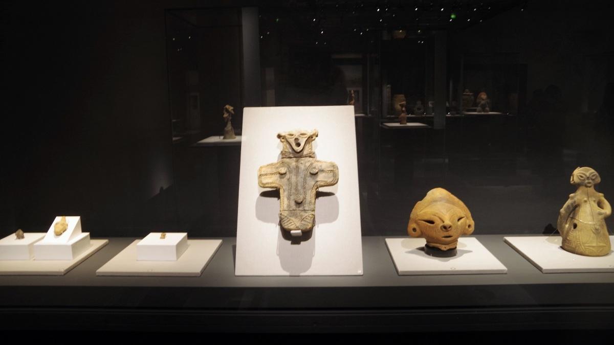 Jômon: aux sources de l'art dans le Japon préhistorique