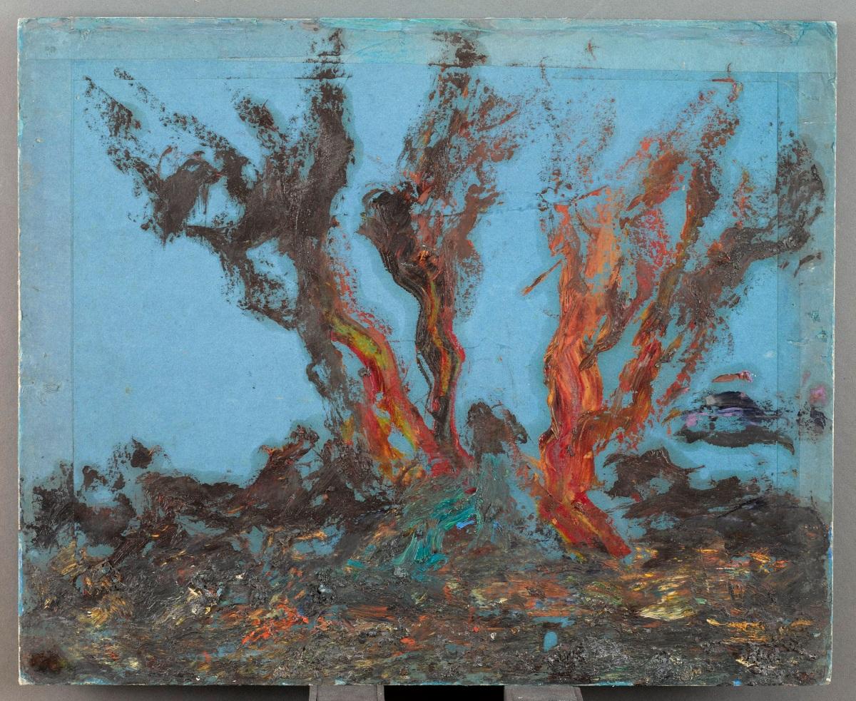 Gustave Moreau: vers le songe et l'abstrait...
