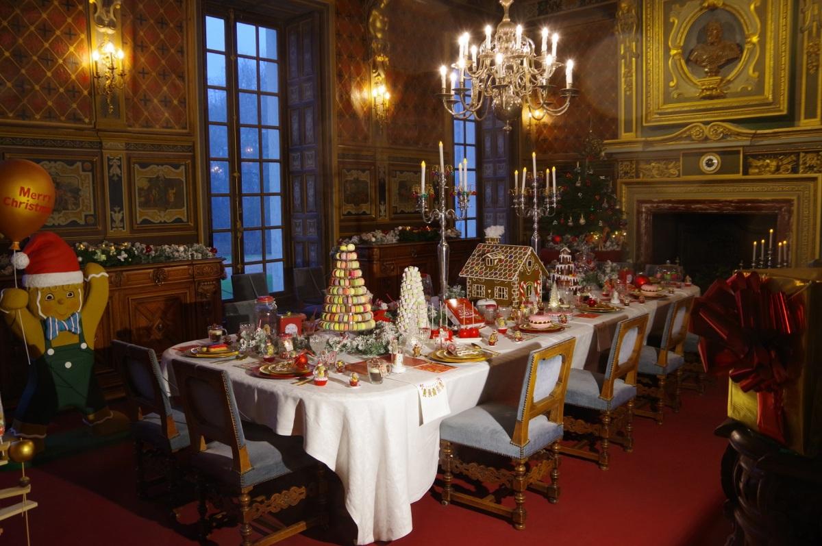 Noël au Château...Vivez le Grand siècle au château de Cheverny!