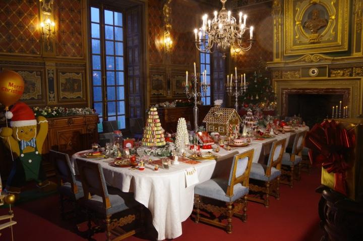 Salle à manger Cheverny_1enviedailleurs.com