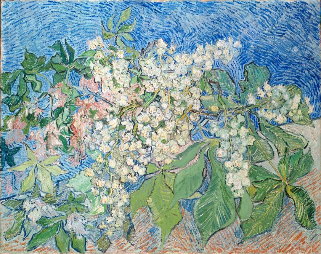 8_vincent_van_gogh_branches_de_marronniers_en_fleurs