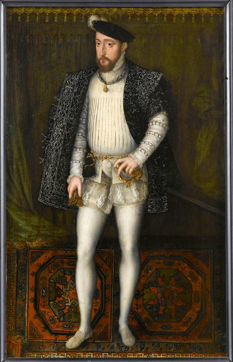 Henri II: La Renaissance au musée de Saint Germain en Laye